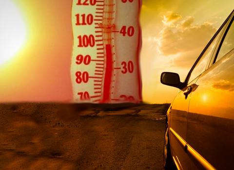 5 consejos para proteger tu coche de las altas temperaturas en verano