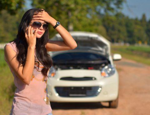 Asistencia en carretera, cuándo y cómo pedirla